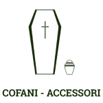 Fornitura feretri, urne, accessori