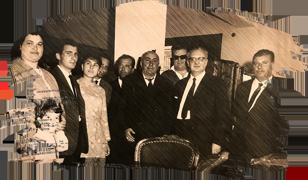 La nostra storia - Celegon Onoranze Funebri - Mirano
